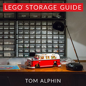 The LEGO Storage Guide, By Tom Alphin
