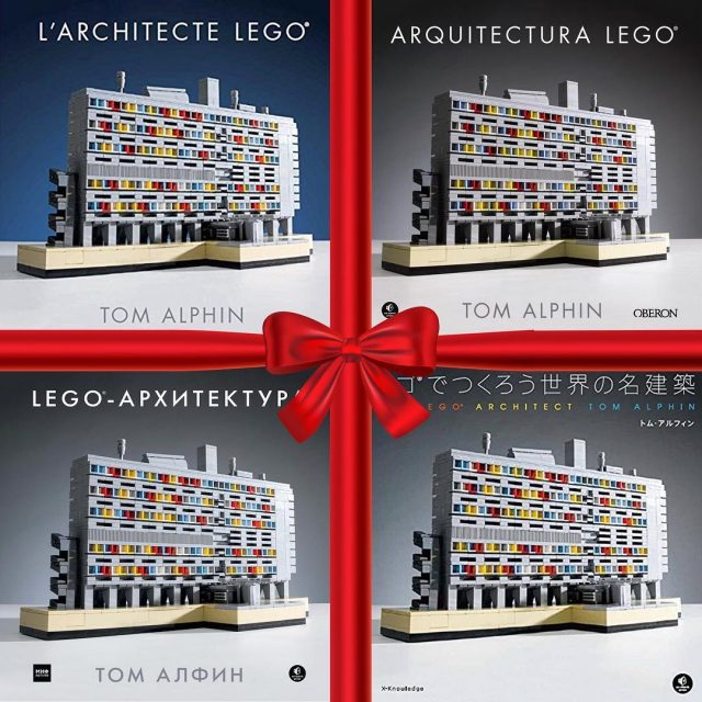 Is TheLEGOArchitect on your Christmas list or are you planninghellip