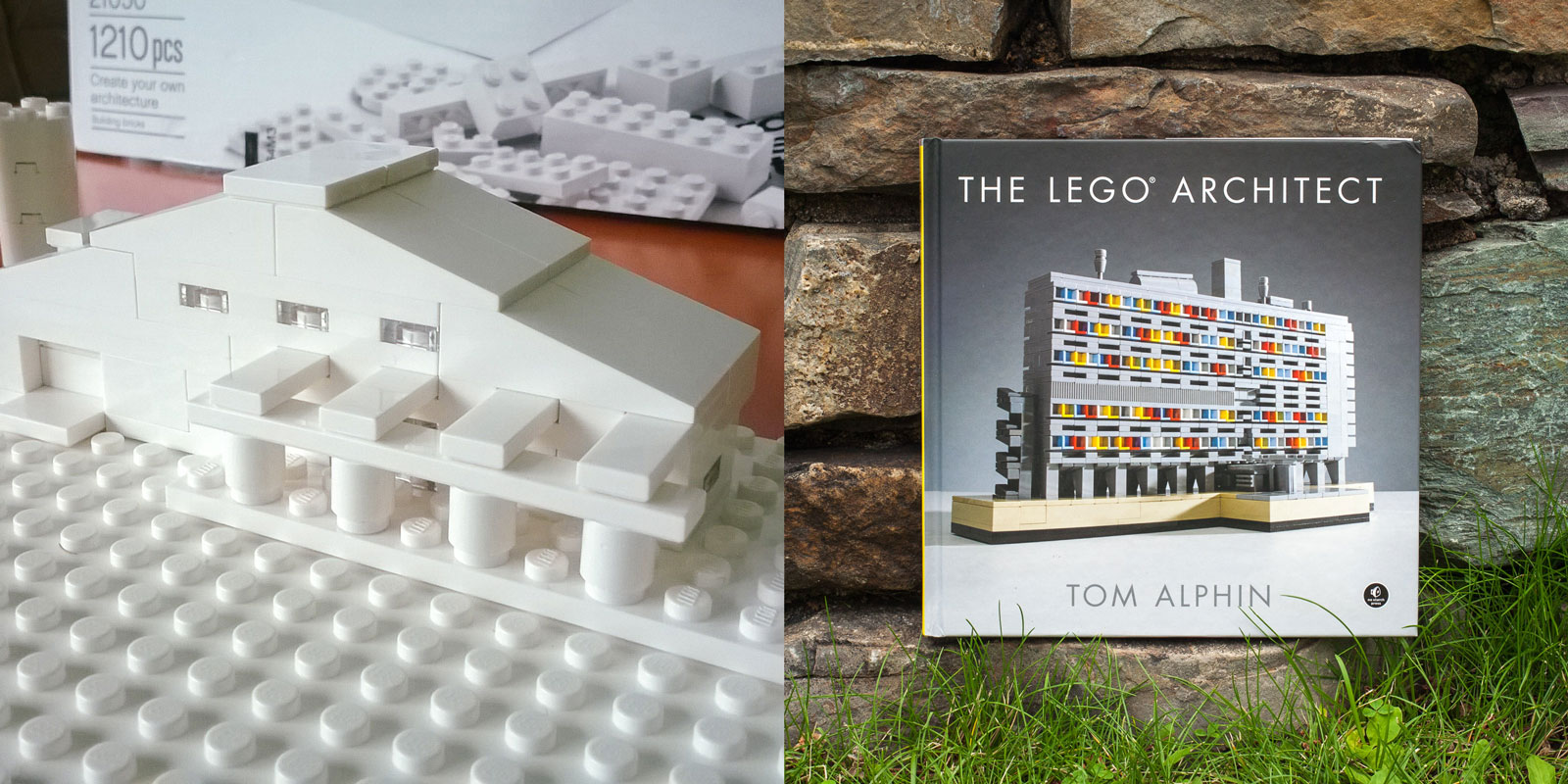 2 years with LEGO Architecture Studio - BRICK ARCHITECT