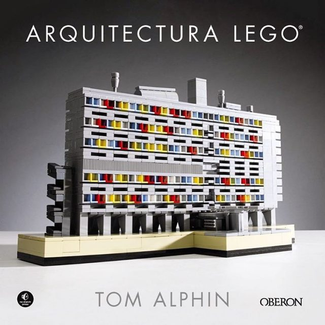 Me complace anunciar que Arquitectura LEGO ha sido traducido alhellip