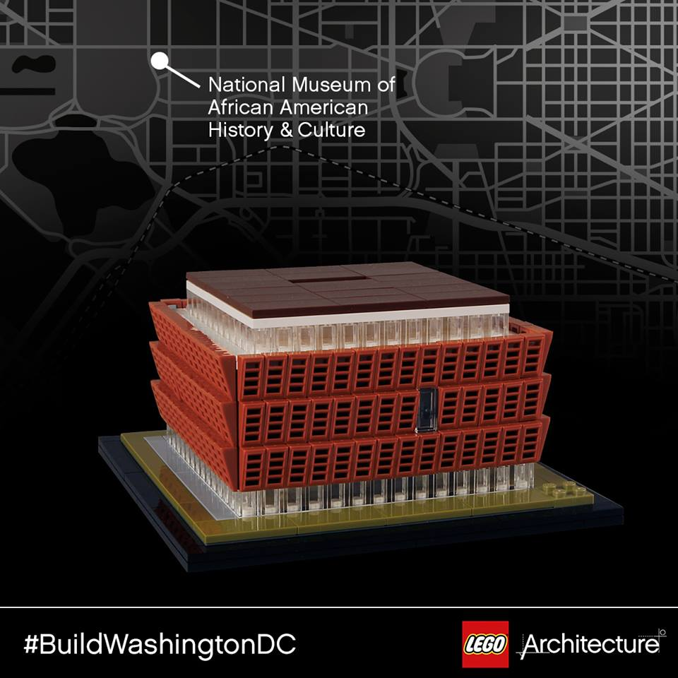 Legoarchitecture Tour Of Washington Dc Brick Architect Lego 21006 Architecture The White House National Museum African American History And Culture 2016 By David Adjaye