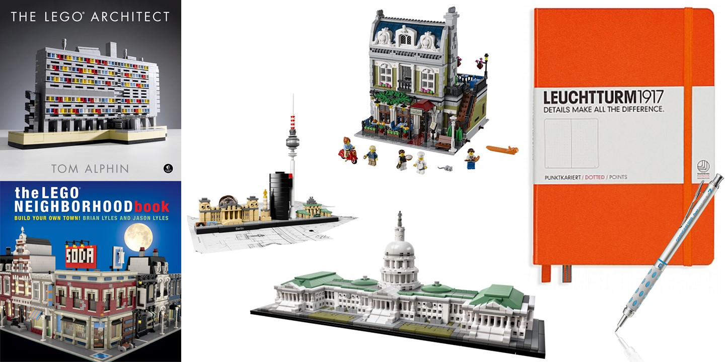 Great Gifts For Lego Architecture Lovers Odds Ends