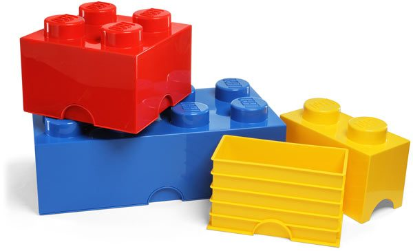 LEGO Storage for Small Collections – BRICK ARCHITECT