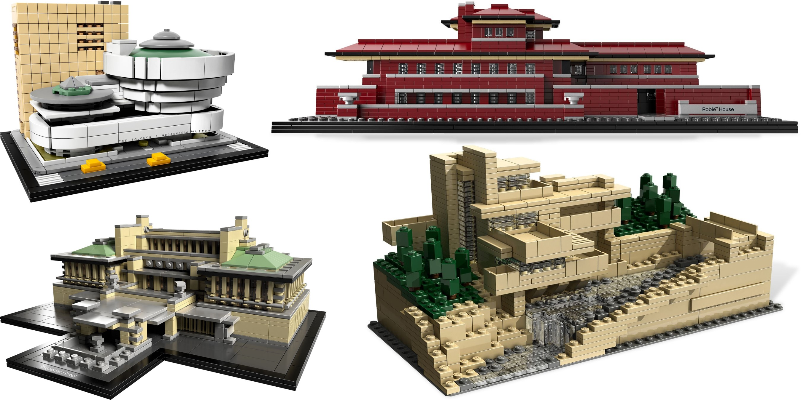 Frank Lloyd Wright 150 Years Brick Architect