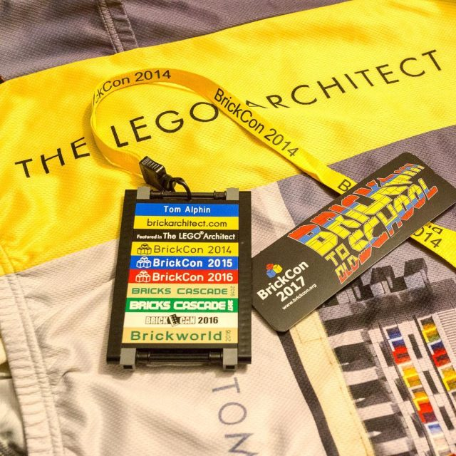 Have you attended a LEGO Convention? If Seattle is yourhellip