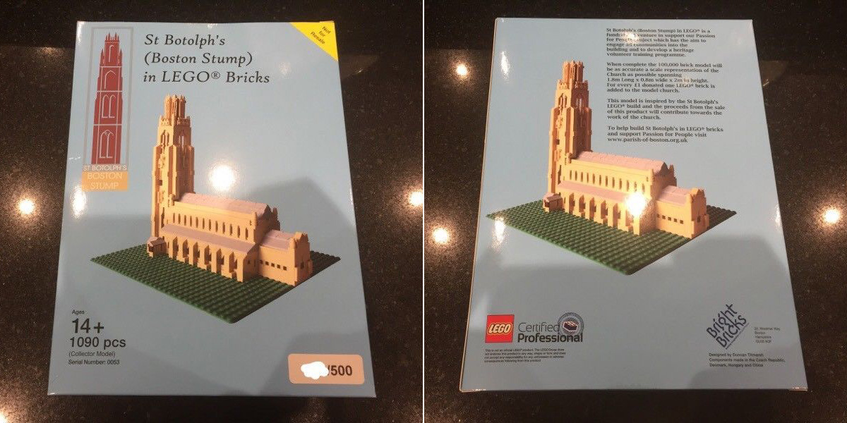 Unofficial LEGO Architecture Sets – BRICK ARCHITECT
