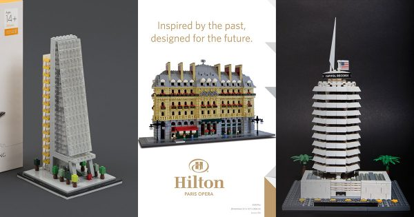 sets lego architecture unofficial paris building bricks hilton capitol amazing architect which guide opera leadenhall bright few been brick amazings