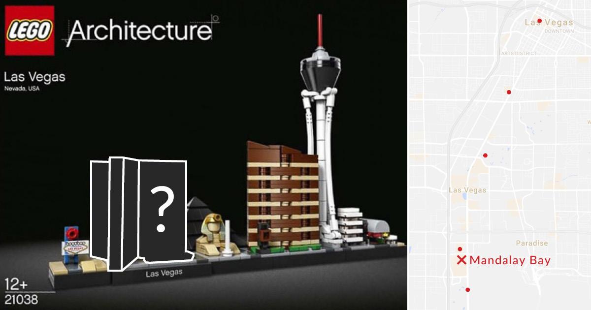 #21038 Las Vegas Skyline is being redesigned.