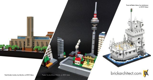 brick architect a deeper look at lego news reviews. Black Bedroom Furniture Sets. Home Design Ideas