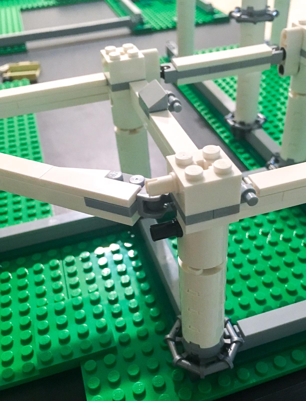 10261 Roller Coaster Brick Architect