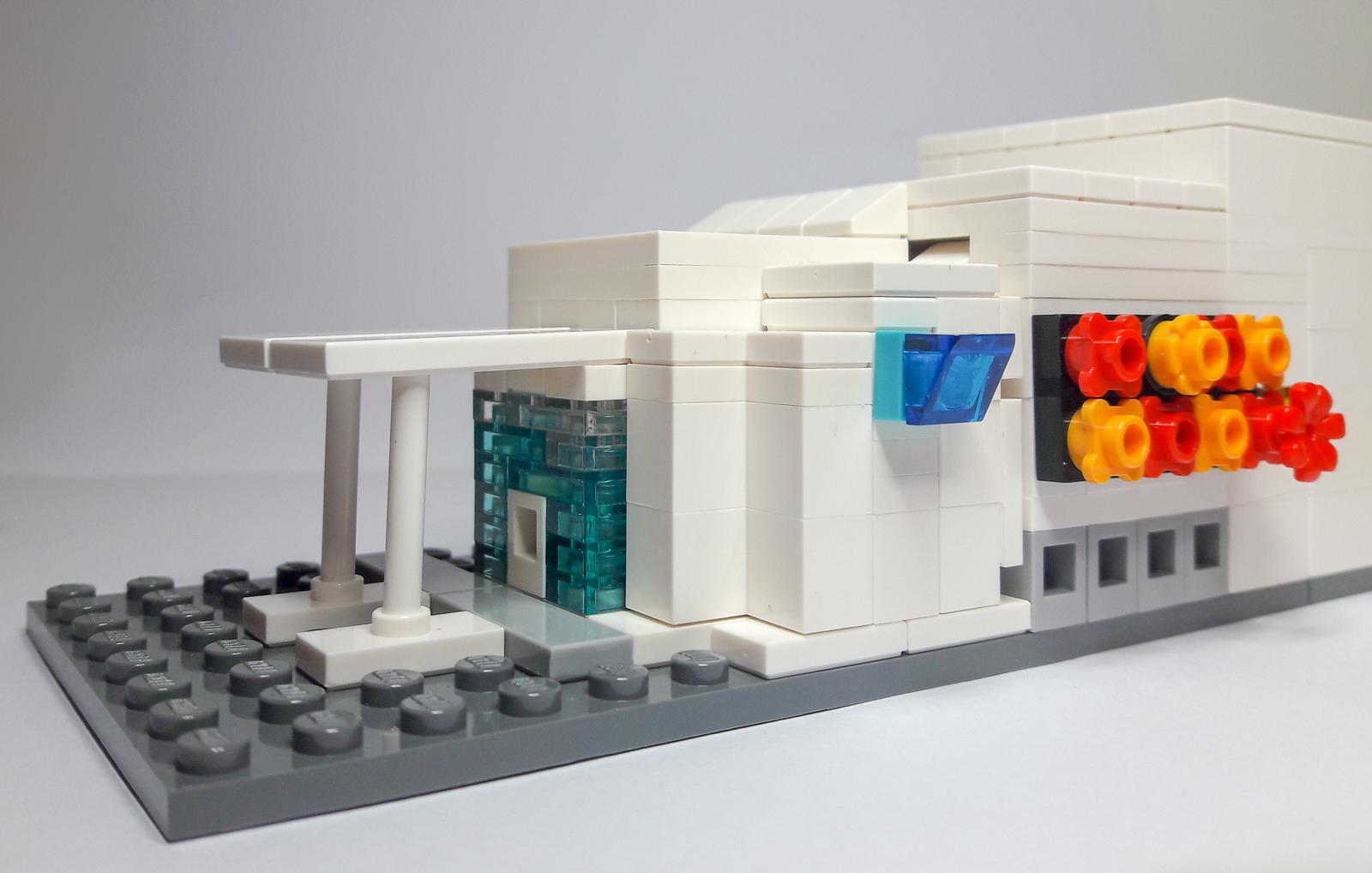 ᴛʀᴀᴠᴇʟ: LEGO Inspiration from Napier, an Art Deco City – BRICK ...