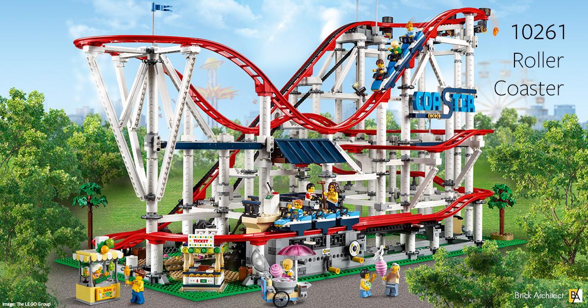 ʀᴇᴠɪᴇᴡ: #10261 Roller Coaster - BRICK ARCHITECT