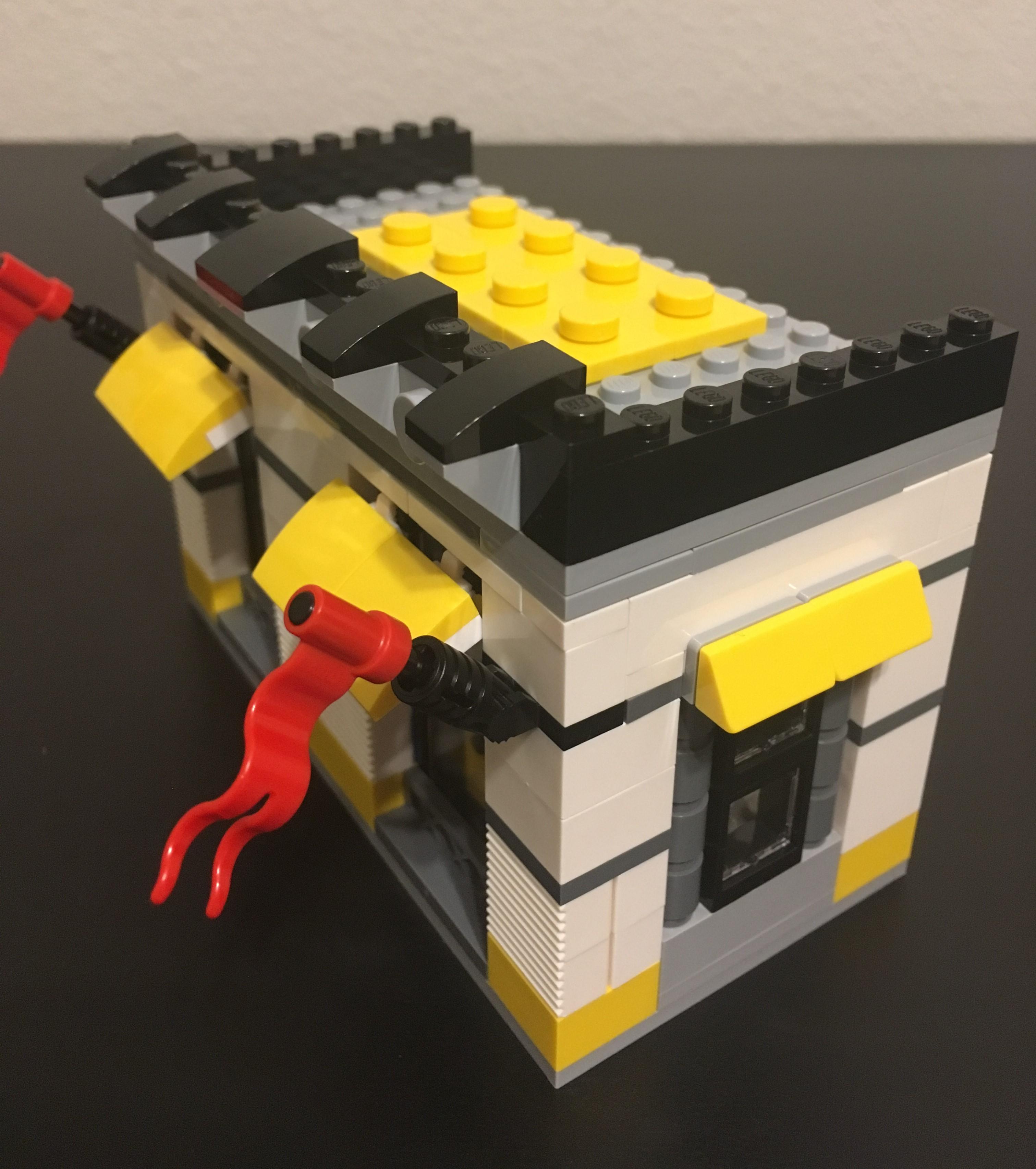 ʀᴇᴠɪᴇᴡ 40305 Lego Brand Store Brick Architect