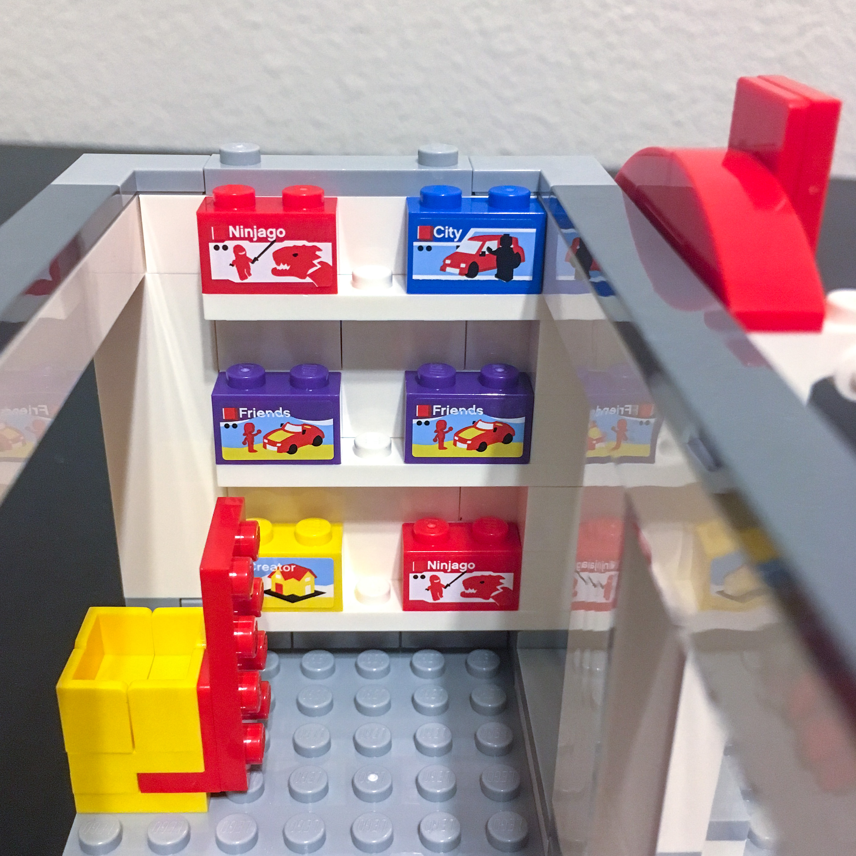ʀᴇᴠɪᴇᴡ: #40305 LEGO Brand Store - BRICK ARCHITECT