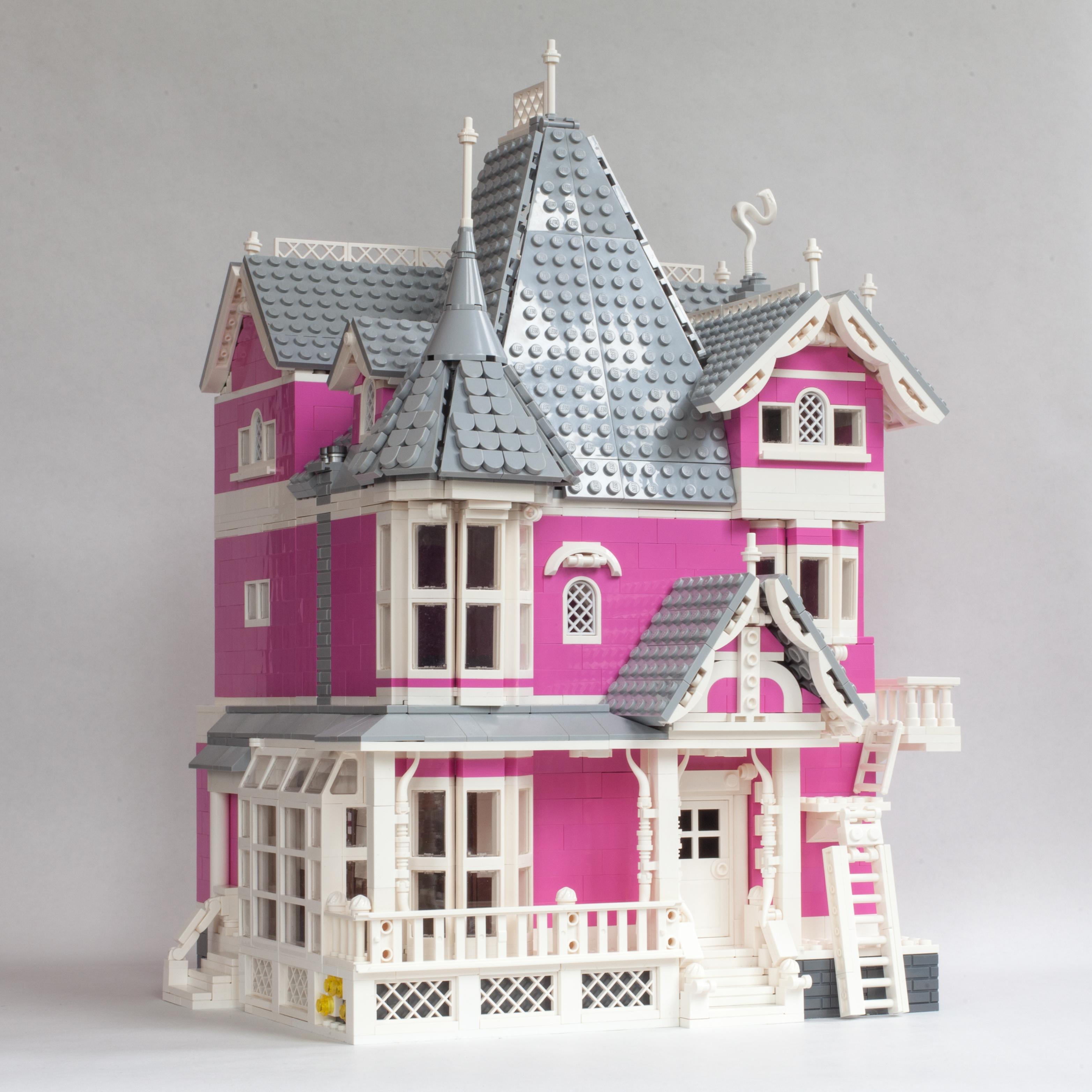 ɪɴᴛᴇʀᴠɪᴇᴡ Holly Webster S Coraline House Brick Architect