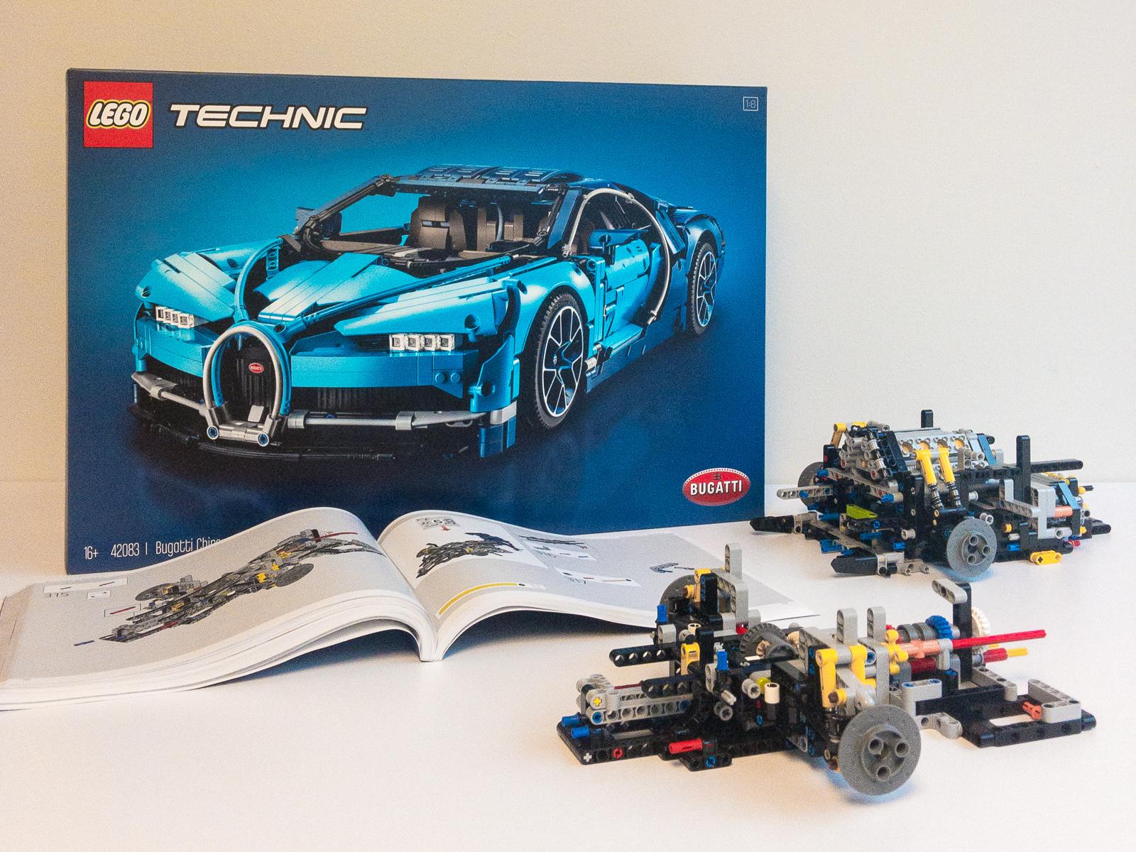 ʀᴇᴠɪᴇᴡ 42083 Bugatti Chiron Brick Architect