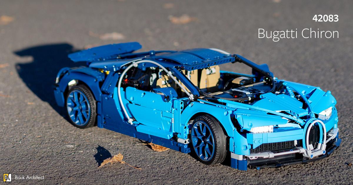 42083 bugatti chiron brick architect. Black Bedroom Furniture Sets. Home Design Ideas