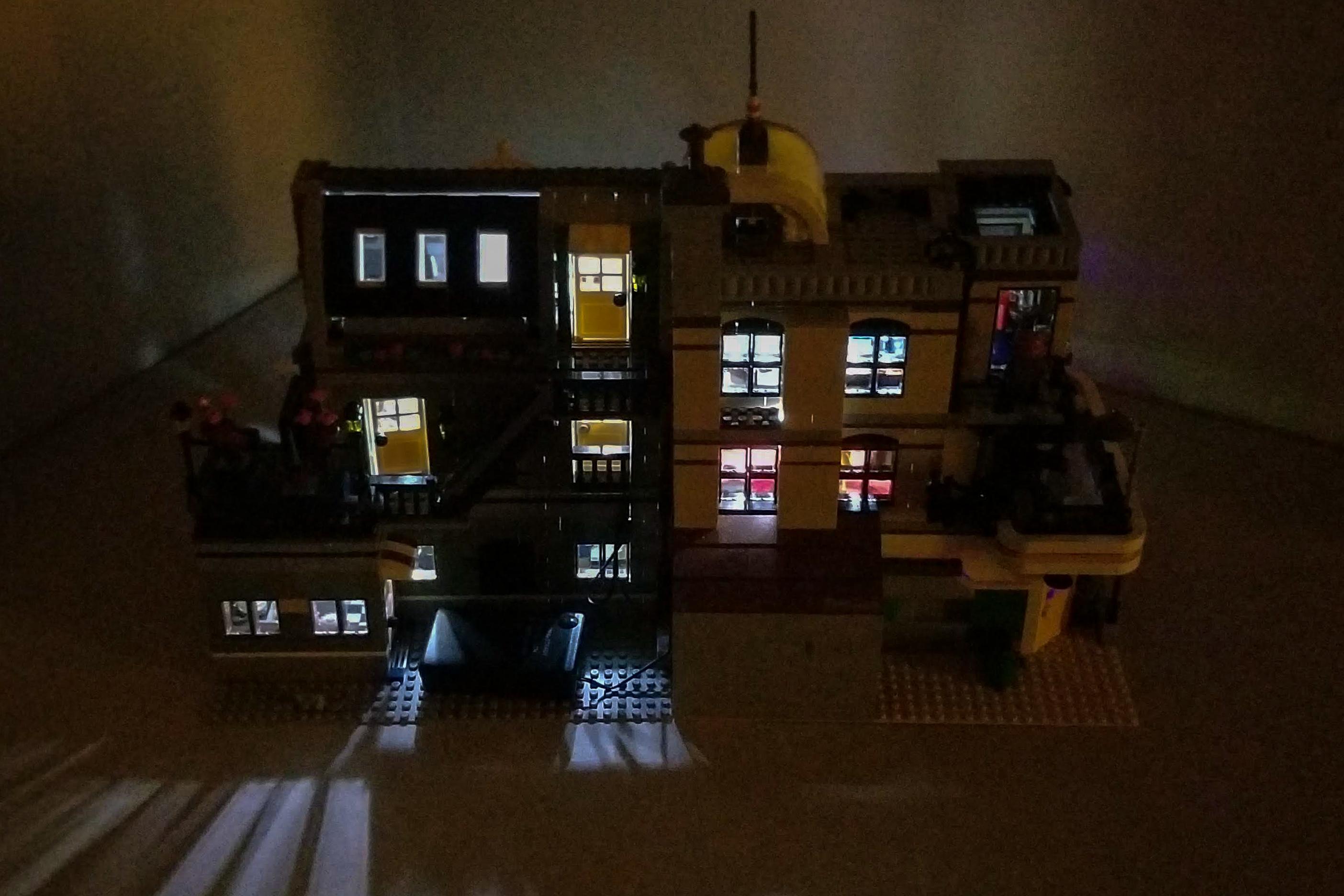 ʀᴇᴠɪᴇᴡ Battery Powered Led Christmas Lights Brick Architect