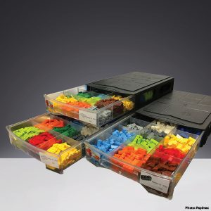 LEGO Storage for Large Collections - BRICK ARCHITECT