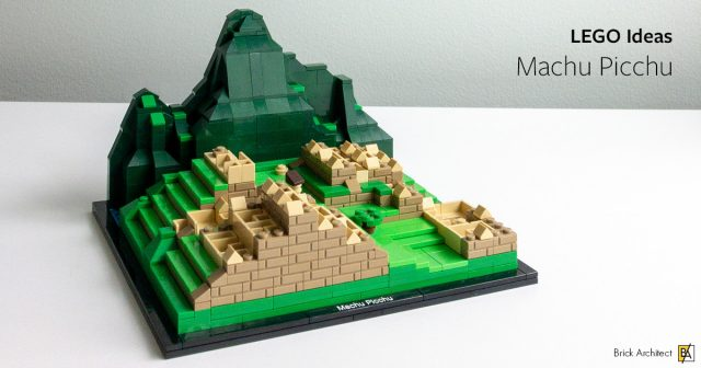 Lego Ideas Brick Architect