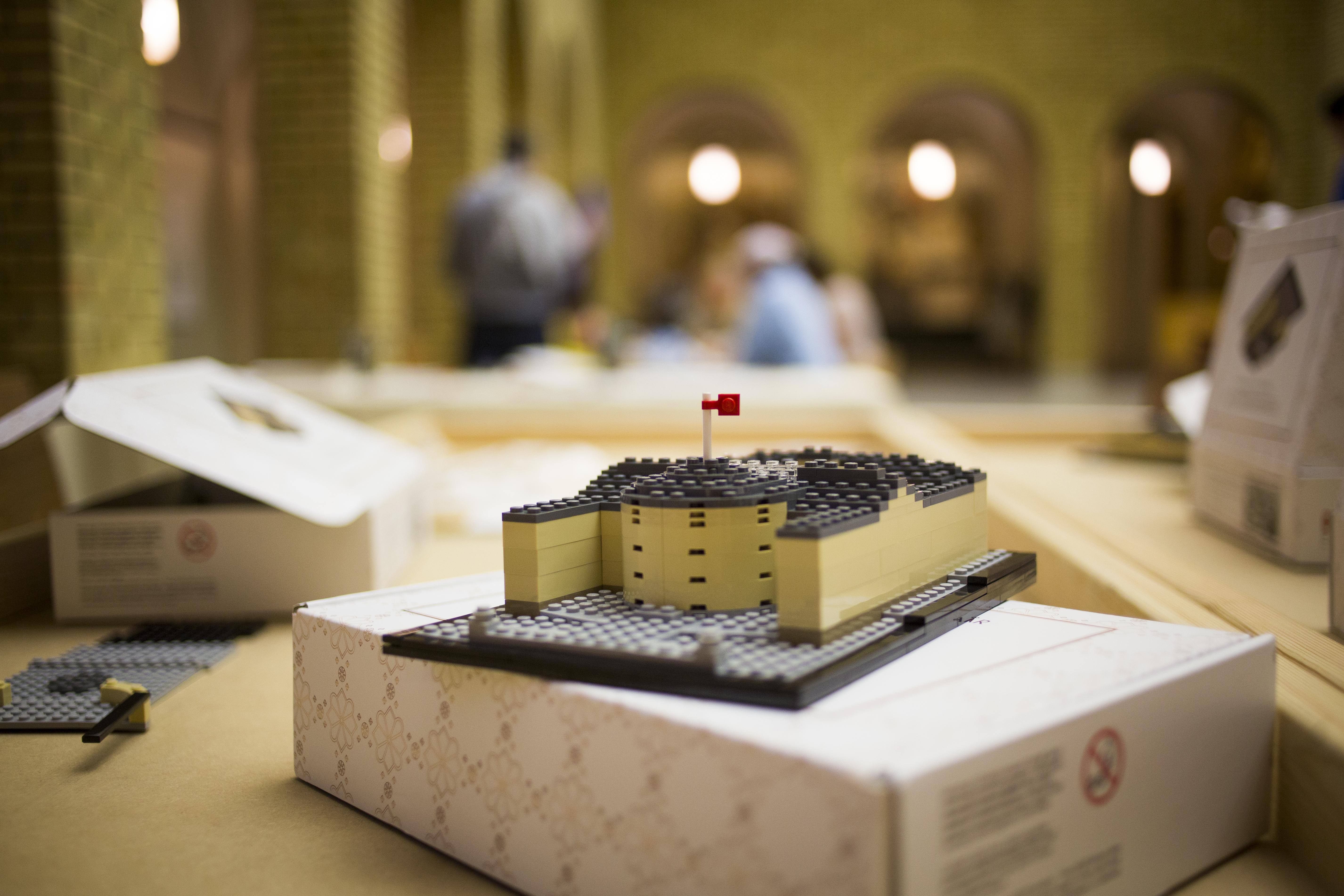 Unofficial Lego Architecture Set Guide Brick Architect
